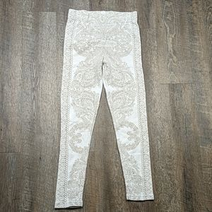Ornate Design Free People Leggings
